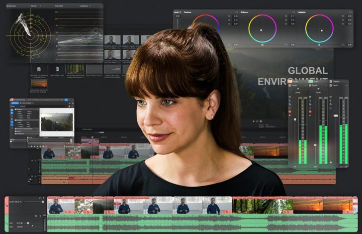 โปรแกรมตัดต่อวิดีโอ รุ่นมืออาชีพ VEGAS Pro
