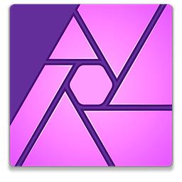 โปรแกรมแต่งรูป จัดการ RAW ไฟล์Affinity Photo for Mac
