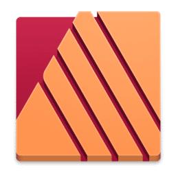 โปรแกรมออกแบบสื่อสิ่งพิมพ์ อีบุ๊กAffinity Publisher for Mac