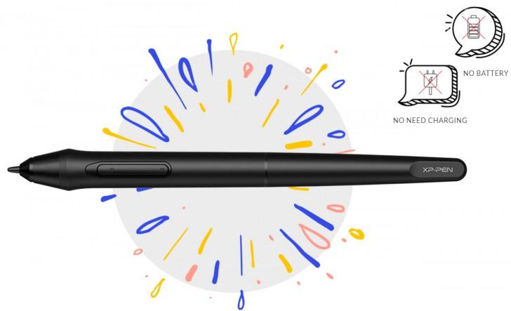 เมาส์ปากกาขนาดเล็ก XP-Pen Deco Mini 4