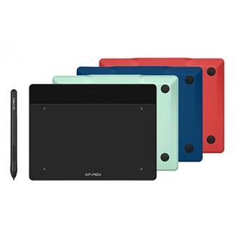 XP-Pen Deco Fun S เมาส์ปากกาไร้สาย ประสิทธิภาพสูง มีแรงกดปากกา 8,192 ระดับ มีฟังก์ชันเอียงหัวบรัช 60 องศา รองรับ Windows Mac Android Chrome OS และ Linux