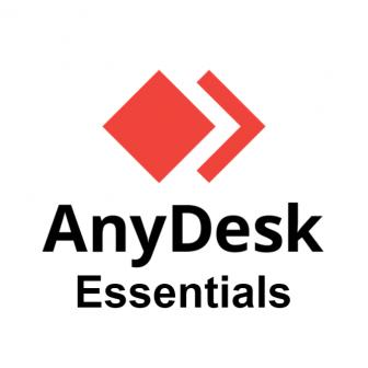AnyDesk Essentials โปรแกรมรีโมทหน้าจอ ควบคุมคอมพิวเตอร์ระยะไกล สำหรับผู้ใช้คนเดียว ฟรีแลนซ์ เปลี่ยนสถานที่ทำงานบ่อยๆ ให้เหมือนนั่งหน้าจอคอมฯ ที่บ้าน และคน WFH