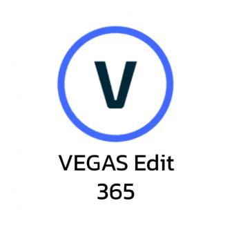 MAGIX VEGAS Edit 365 โปรแกรมตัดต่อวิดีโอคุณภาพสูง สำหรับมือใหม่ YouTuber ทำสื่อการสอน คลิปลง YouTube หรือ พรีเซนเทชั่นงานแต่งงาน มีลูกเล่นมากมาย ลิขสิทธิ์รายปี