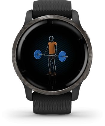 นาฬิกาอัจฉริยะGarmin Venu 2