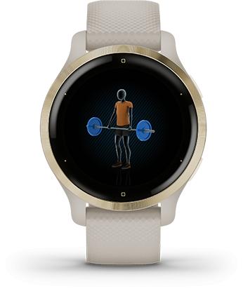 นาฬิกาอัจฉริยะGarmin Venu 2S