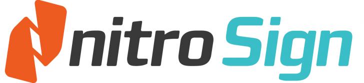 โซลูชันลายเซ็นอิเล็กทรอนิกส์ Nitro Sign Essentials