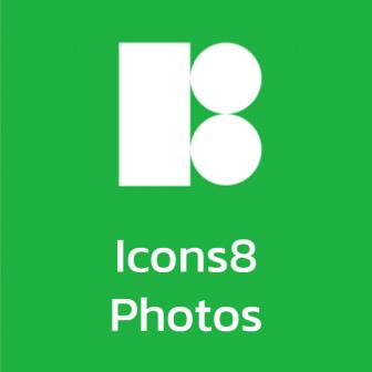 Icons8 Photo สต๊อกภาพ ความละเอียดสูง สำหรับงานกราฟิก หรือประกอบคลิปวิดีโอ ดาวน์โหลดได้ 50 ภาพต่อเดือน มาพร้อมโปรแกรมฟรี Lunacy สำหรับออกแบบงานกราฟิก